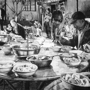 james hill Printmakers banquet